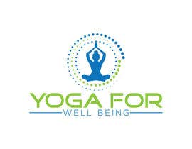 #42 for Yoga for well being Logo Design by taskienmizi