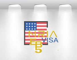 #62 para Design a Logo NRIA EB 5 VISA de ideaplus37