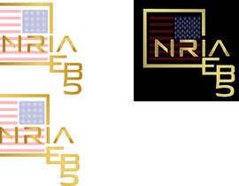 #77 para Design a Logo NRIA EB 5 VISA de dayakmlt