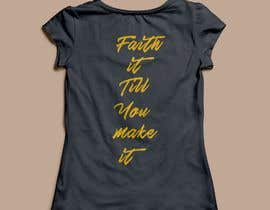 #41 for Design a T-Shirt by sertix