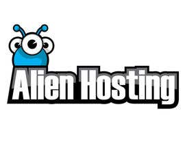 #163 for Logo Design for Alien Hosting af MyPrints