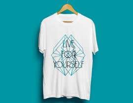 #40 untuk Design a T-Shirt - winner chance to work long term oleh aymanema17