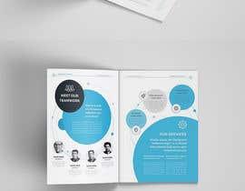 #29 untuk Redesign existing company profile, brochure, and design 5 individual product sheets. oleh mdzahidhasan610