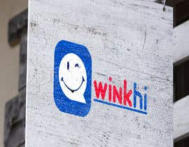 #65 for The name of the App is WinkHi. its a Social App where you can connect, meet new people, chat and find jobs. Looking for something fun, edgy. I have not decided on colors or fonts. Looking for creativity. Check the attachments by rahimsalsa48lsa