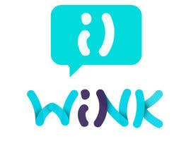#66 untuk The name of the App is WinkHi. its a Social App where you can connect, meet new people, chat and find jobs. Looking for something fun, edgy. I have not decided on colors or fonts. Looking for creativity. Check the attachments oleh AVDez
