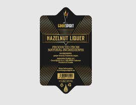 #41 for Label for an exclusive hazelnut liqueur by ghielzact