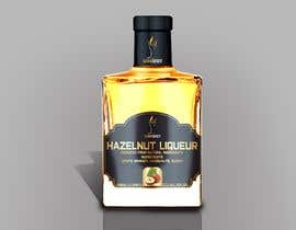 #31 for Label for an exclusive hazelnut liqueur by asadk7555