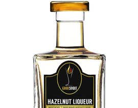 #38 for Label for an exclusive hazelnut liqueur by khuramja