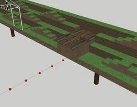 Nro 25 kilpailuun Kayakpolo bridge design käyttäjältä sathishleo5897