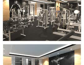 #7 for New Fitness Gym Architecture Design by Ab13Abraham