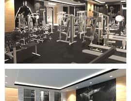 Nro 7 kilpailuun New Fitness Gym Architecture Design käyttäjältä Ab13Abraham