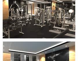 Nro 8 kilpailuun New Fitness Gym Architecture Design käyttäjältä Ab13Abraham