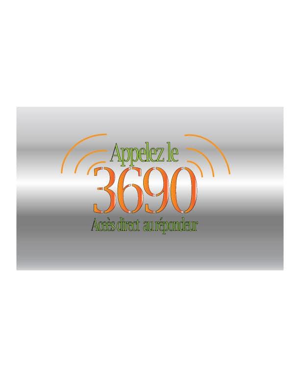 Kilpailutyö #120 kilpailussa Logo Design for 3690