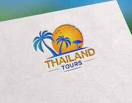 #55 for Thai Tour Website Logo Design af mdparvej19840