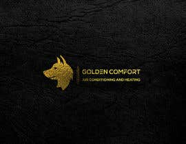 "#11 for I need help designing a logo for my air conditioning business. Currently the logo is my dog. The name of my company being ""Golden Comfort Air conditionjng an Heating"". Contact me if you have any more questions. Thanks. by bhootreturns34"