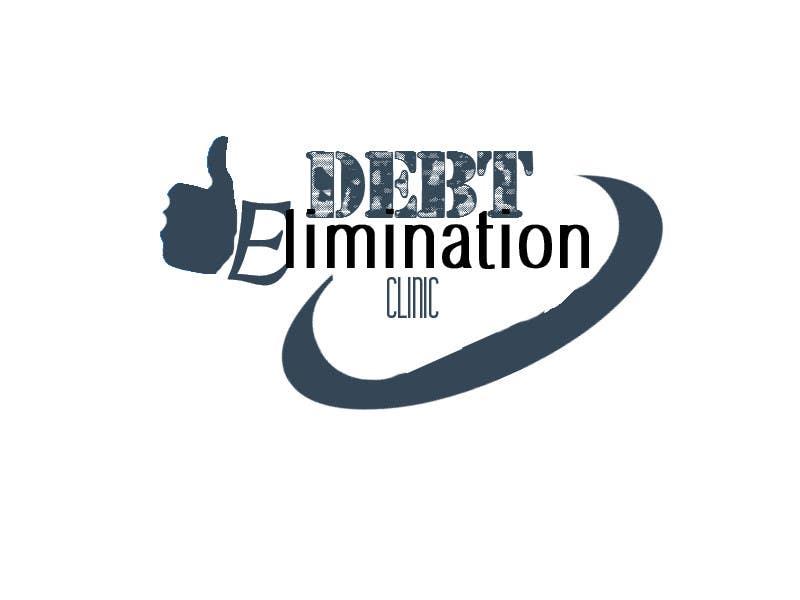 "Bài tham dự cuộc thi #                                        25                                      cho                                         Design a Logo for the company: ""Debt Elimination Clinic"""