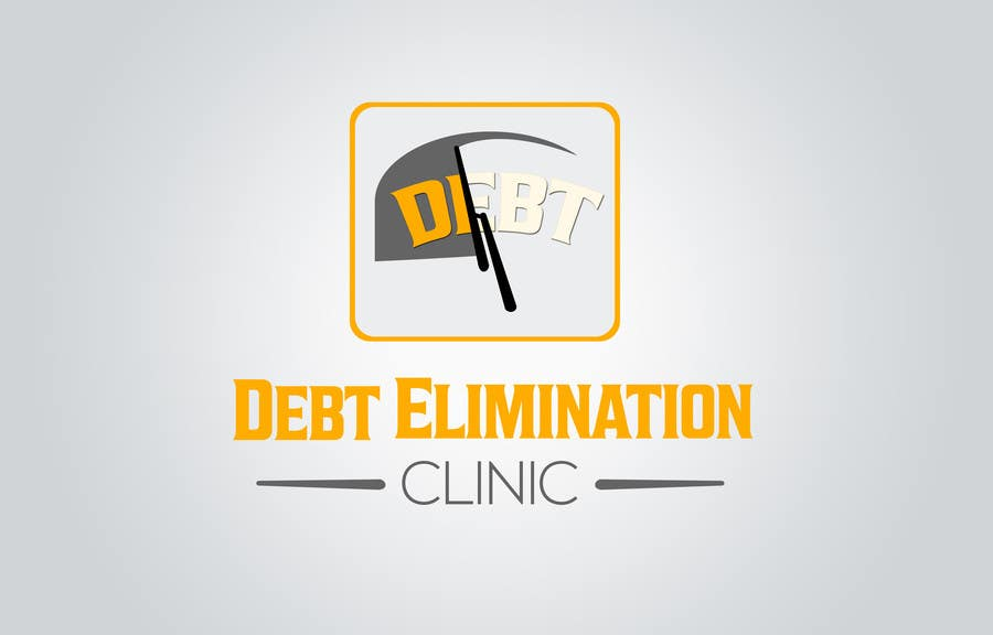 "Bài tham dự cuộc thi #                                        13                                      cho                                         Design a Logo for the company: ""Debt Elimination Clinic"""