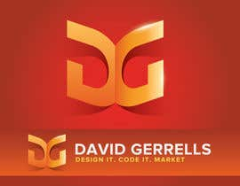 nº 54 pour Logo Design for David Gerrells Web par dyymonn