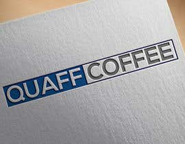 #103 for Design our coffee bag for printing - Quaff Coffee by DarkBlue3