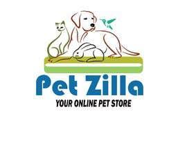 nº 83 pour Pet shop simple logo par sakibfarhan1