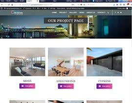 #50 for Design and Build a Website (NickH) by monowara9850