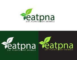 #379 per Build me a Logo for EAT PLANTS, NOT ANIMALS da dezineerneer