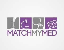 #28 para Logo Design for Match My Med por dyv
