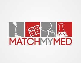 #32 para Logo Design for Match My Med por dyv