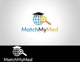 #6 untuk Logo Design for Match My Med oleh logodancer