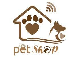 #130 for Pet shop logo by MahmoudAbdulHkim