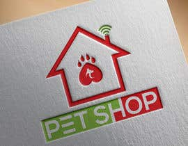 #124 for Pet shop logo by zubayer189