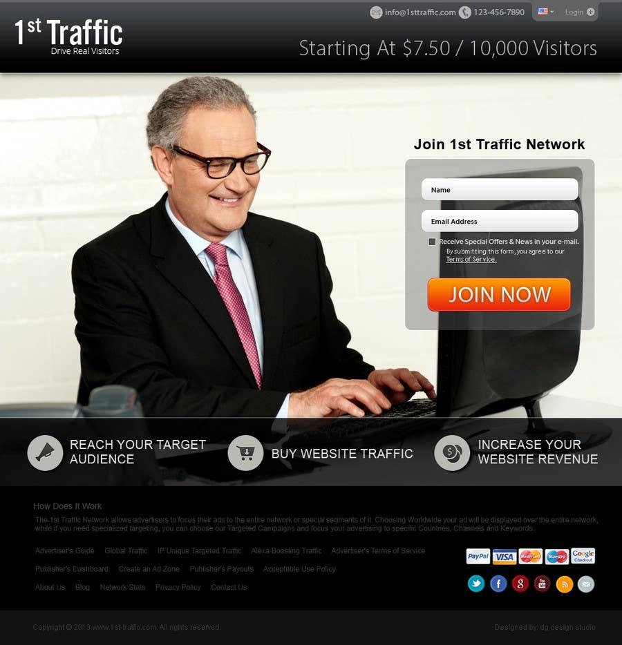 Inscrição nº                                         5                                      do Concurso para                                         Graphic Design for www.1st-traffic.com
