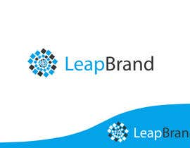 nº 218 pour Logo Design for Leap Brand par graphics8
