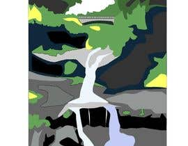 nº 11 pour I have some cartoon pics already done.  (First two pictures.). I need two 8x12 drawings one scenery picture tropical like a waterfall and the second one of a native family (Hawaiian) on the beach.  - Please see last twoo pics. par letindorko2