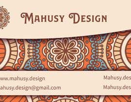 #6 cho Business card for Mahusy.Design bởi Leonche111