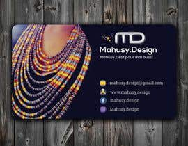 #100 cho Business card for Mahusy.Design bởi afrinhassan96