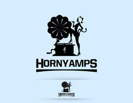#2 cho Logo Design for Horny Amps bởi graphicsavvy