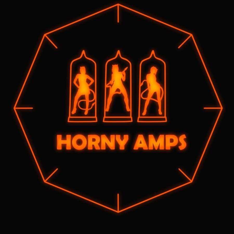 Proposition n°                                        92                                      du concours                                         Logo Design for Horny Amps