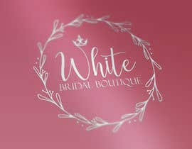 #14 untuk Upgrade the logo of a bridal boutique oleh mariefaustineds