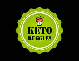 #85 for Keto Ruggles - Bakery Logo by DesignInverter