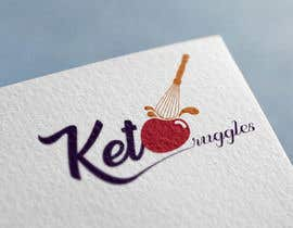 #41 para Keto Ruggles - Bakery Logo de drogomc1013