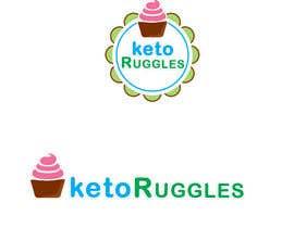 #51 para Keto Ruggles - Bakery Logo de kkuramoto