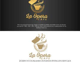 #217 for logo for a coffeehouse by bpsodorov