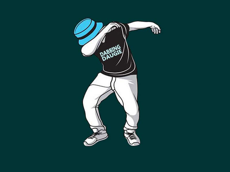 Contest Entry #9 for Create a Logo - Dabbing Dougie