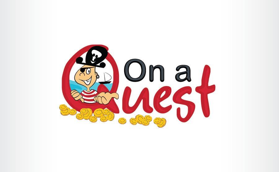Kilpailutyö #84 kilpailussa Logo Design for On a Quest