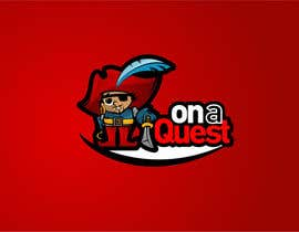 #214 cho Logo Design for On a Quest bởi mdimitris