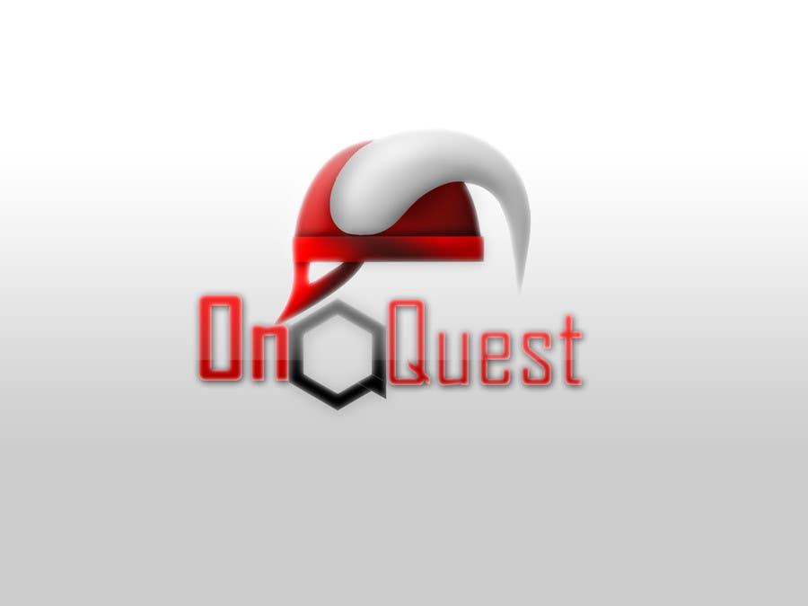 Конкурсная заявка №77 для Logo Design for On a Quest