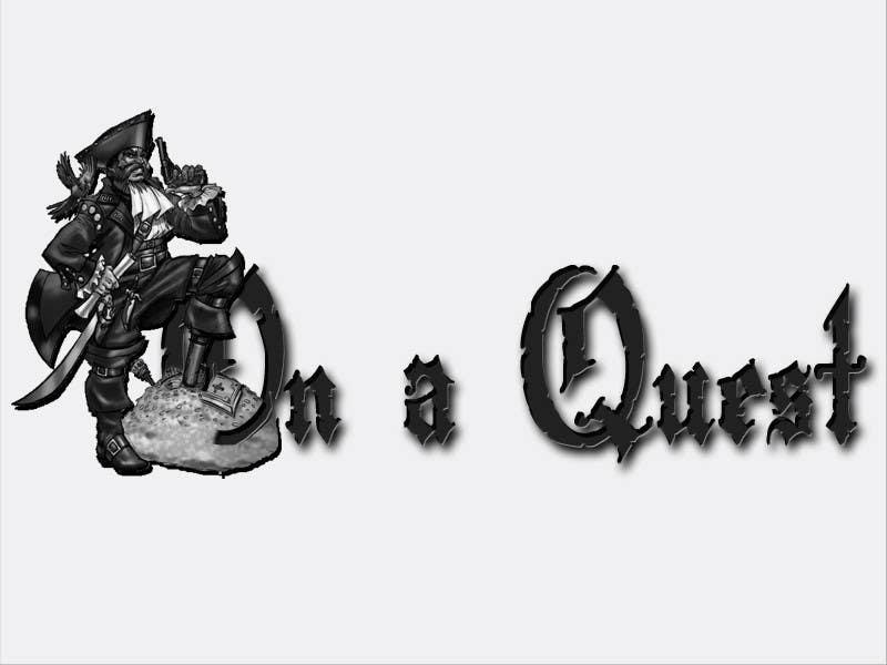 Kilpailutyö #204 kilpailussa Logo Design for On a Quest