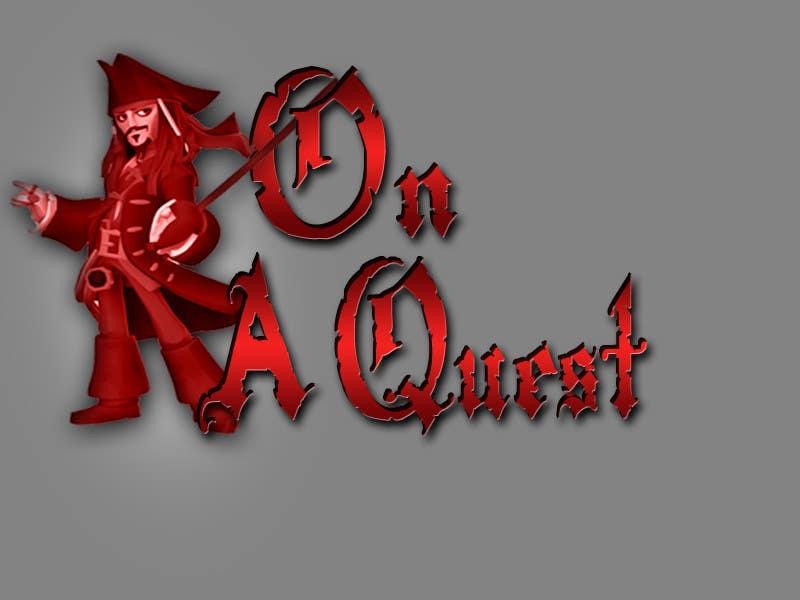 Конкурсная заявка №209 для Logo Design for On a Quest