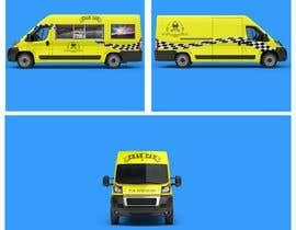 Nro 50 kilpailuun food truck sticker and logo design käyttäjältä fyanto41
